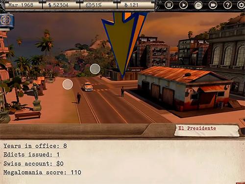 Wirtschaft: spiel Tropico für xDevice