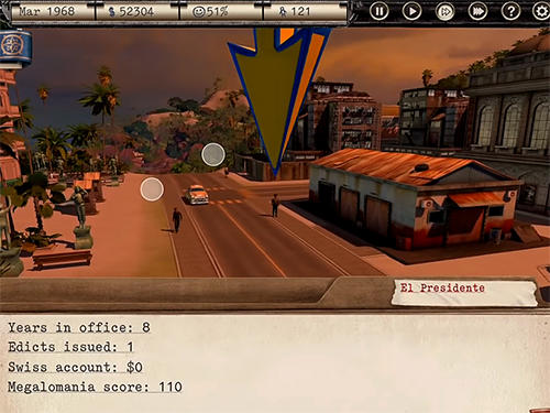 Tropico для Android