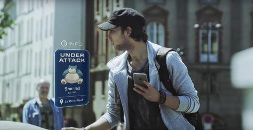 Simulation Pokemon go! auf Deutsch