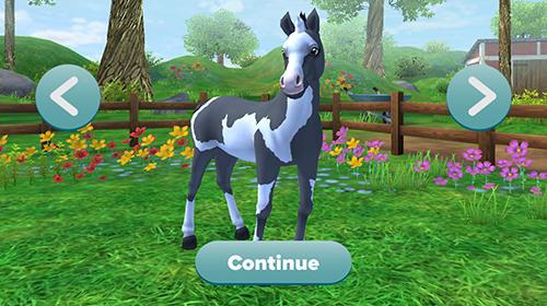 Star stable horses captura de pantalla 1