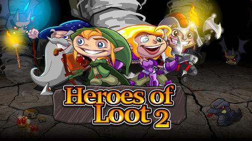 Heroes of loot 2 captura de pantalla 1