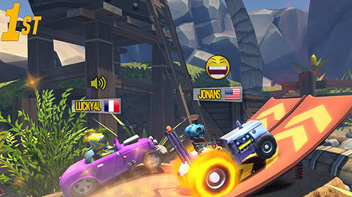 Max up: Multiplayer racing für Android