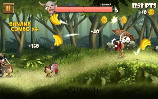 Arcade-Spiele Barty run für das Smartphone