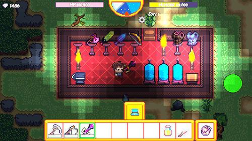 Überlebensspiele Pixel survival game 3 auf Deutsch