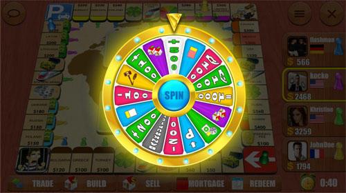 Monopoly-Spiele Rento: Dice board game online auf Deutsch