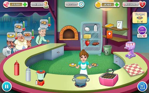 Kitchen story screenshot 2