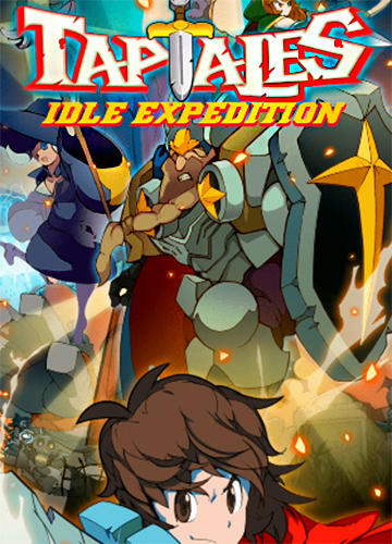Tap tales: Idle expedition Screenshot