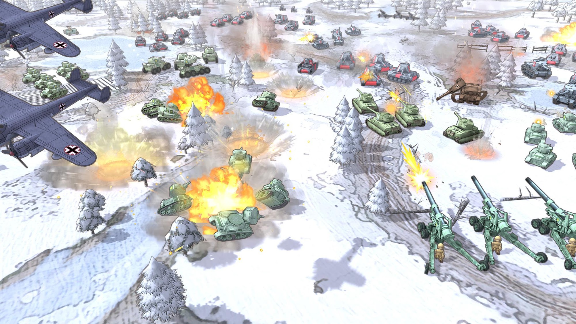 War & Conquer for Android
