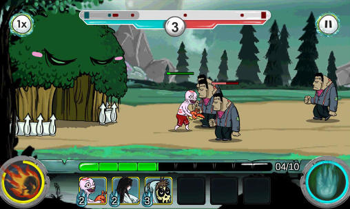Ghost battle 2 скріншот 1