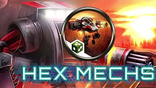 logo Hex Mechs