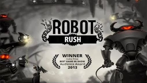 Robot rush for tango Symbol