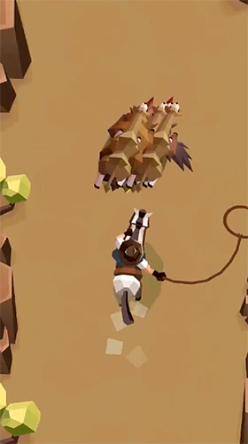 Vaqueiro GO! para iPhone