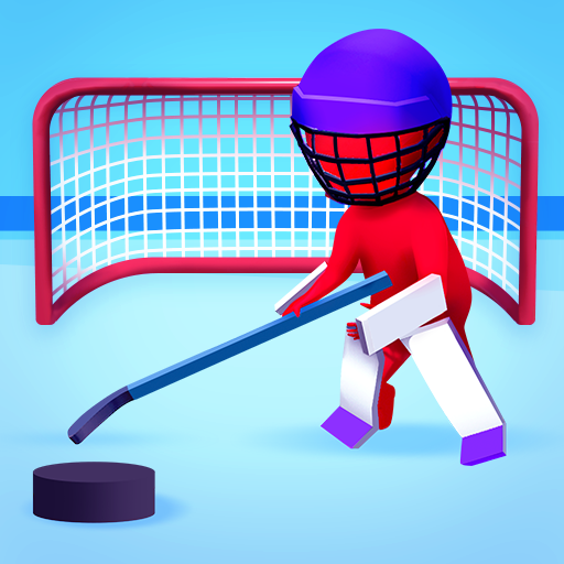 Happy Hockey! Symbol