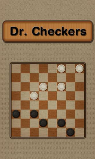 Dr. Checkers captura de pantalla 1