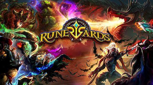 logo Runewards: Strategisches Kartenspiel