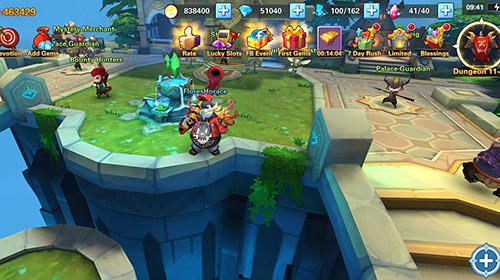Final destiny: Summoners' fantasy wars pour Android