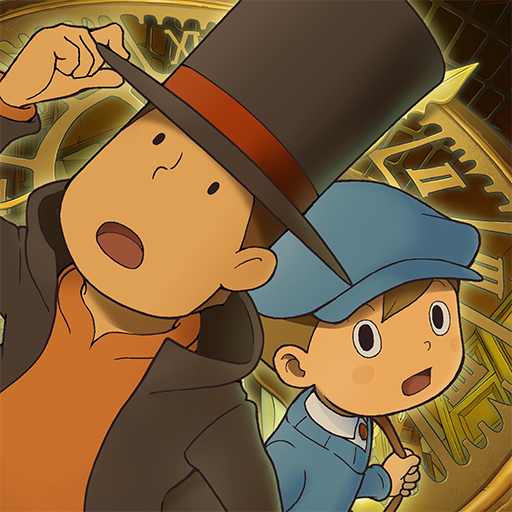 Layton: Lost Future in HD ícone