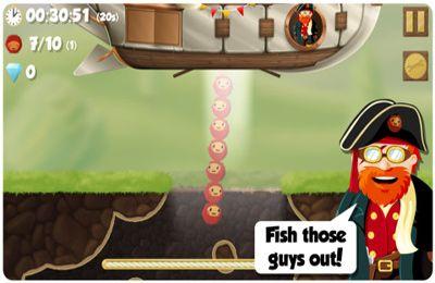 Arcade-Spiele: Lade Dingle Dangle auf dein Handy herunter