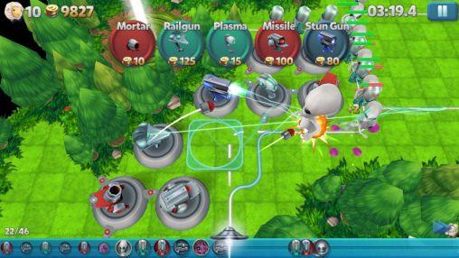 Arcade Tower madness 2 für das Smartphone