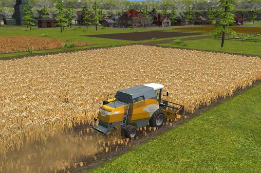 Multiplayer games Farming simulator 16 for smartphone