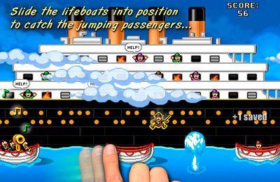 Rette die Titanic für iPhone