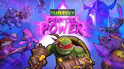 logo Teenage Mutant Ninja Turtles: Kraft der Portale