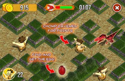 Jogos de arcade: faça o download de Destruidor de dinosauros para o seu telefone