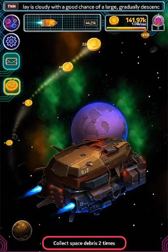 Galactic xpress! für Android