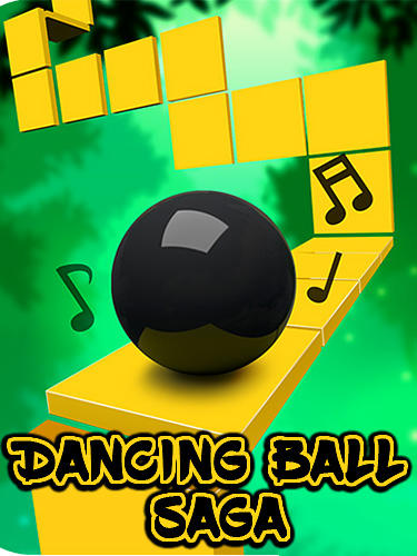 Dancing ball saga captura de pantalla 1