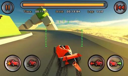Jet car stunts captura de tela 1