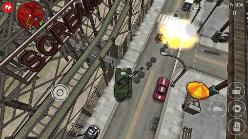 Grand theft auto: Chinatown wars pour Android