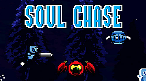 Soul chase: Retro action pixel platformer Screenshot
