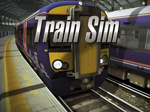 логотип Симулятор поезда