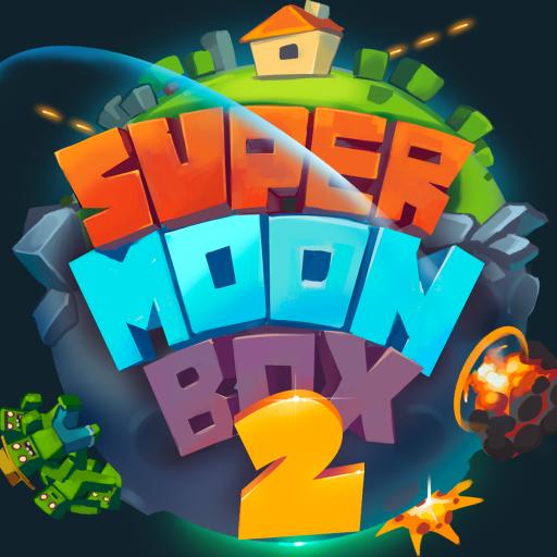 Super MoonBox 2 - Sandbox. Zombie Simulator. ícone