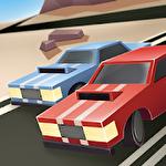 Double traffic race Symbol