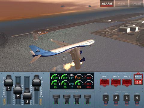 Screenshot Extreme Landungen Pro auf dem iPhone