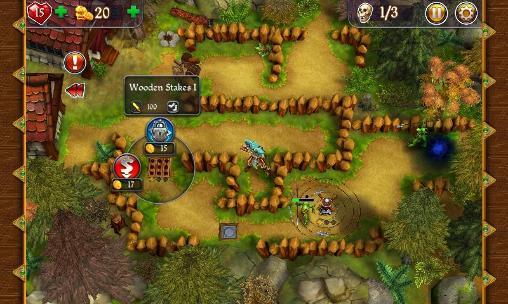 Strategische RPG-Spiele Defenders of Suntoria auf Deutsch