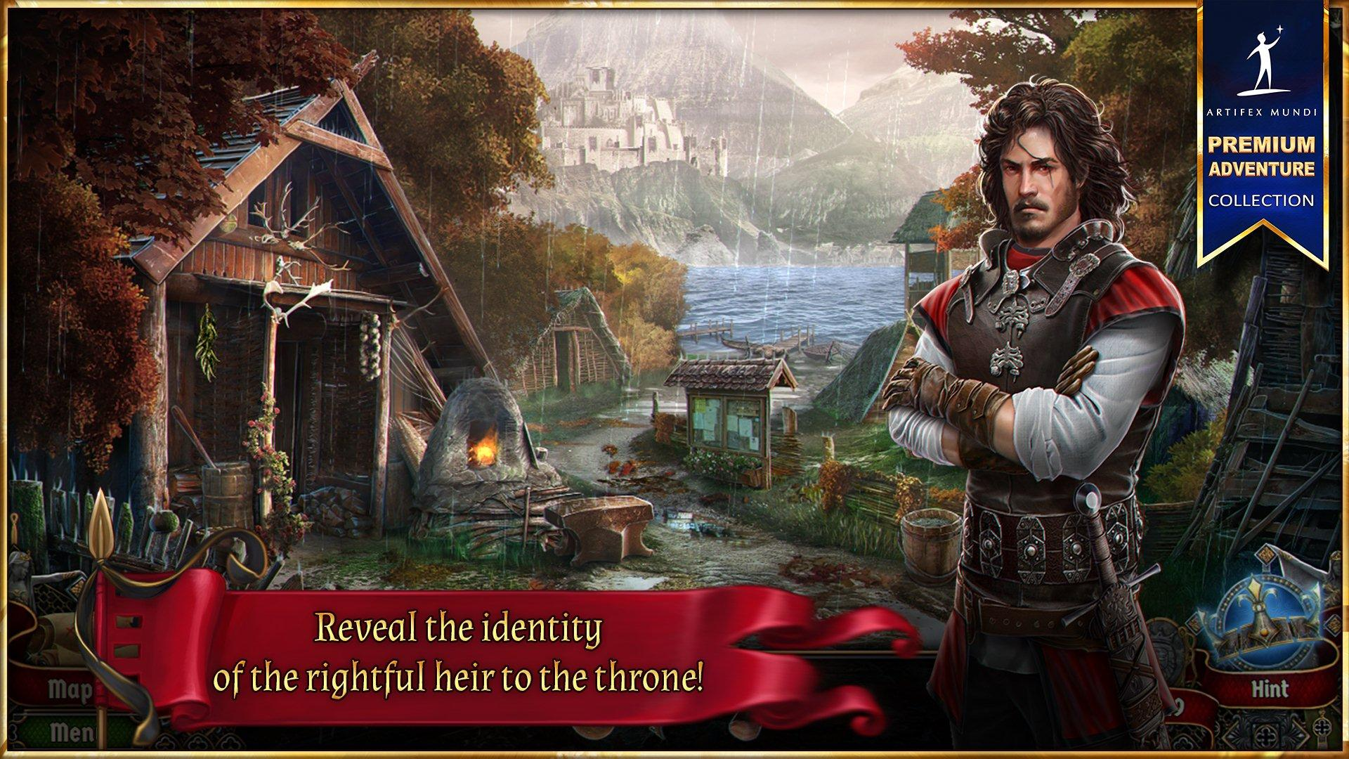 King's Heir: Rise to the Throne (Full) capture d'écran 1