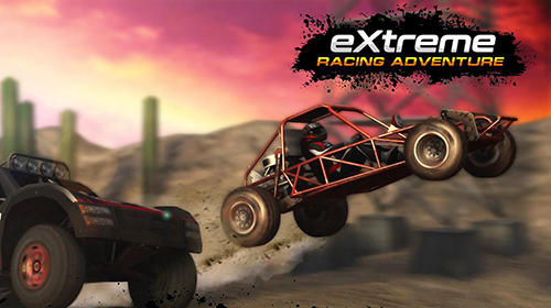 Extreme racing adventure screenshot 1