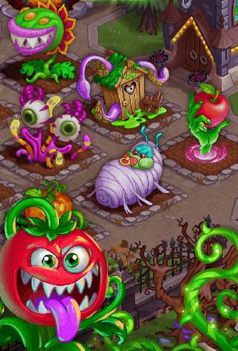 Idle monster farm auf Deutsch