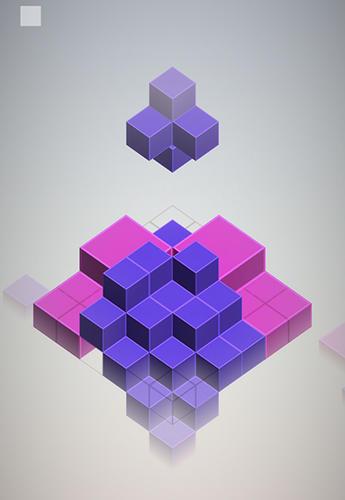 Isometric squared squares für Android