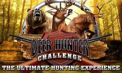 Deer Hunter Challenge HD captura de pantalla 1