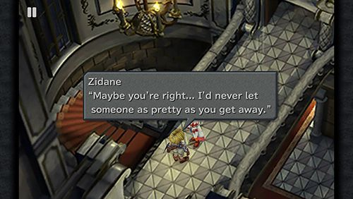 Final fantasy 9 for iOS devices