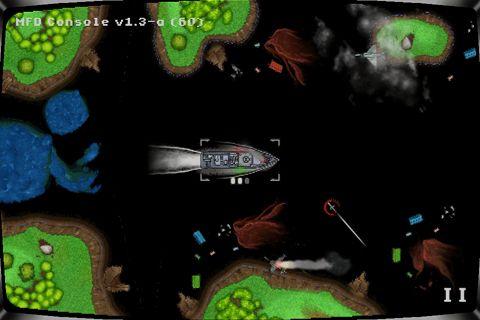 Screenshot Kampfgruppe auf dem iPhone