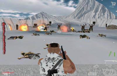 Arcade-Spiele: Lade Zombie-Terrorist auf dein Handy herunter