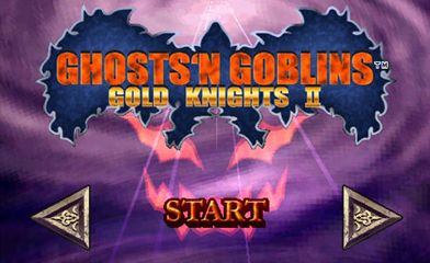 Ghosts'n Goblins Gold Knights 2 in Russian