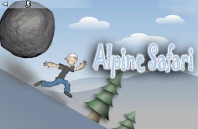 логотип Альпийская прогулка