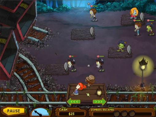 Grave mania 2: Pandemic pandemonium скриншот 4