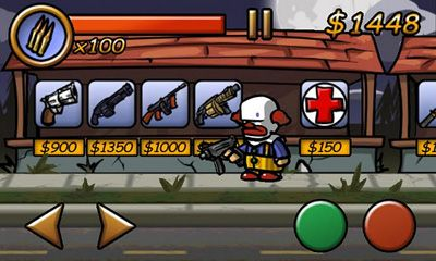 Zombieville usa pour Android