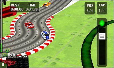 HTR High Tech Racing für Android